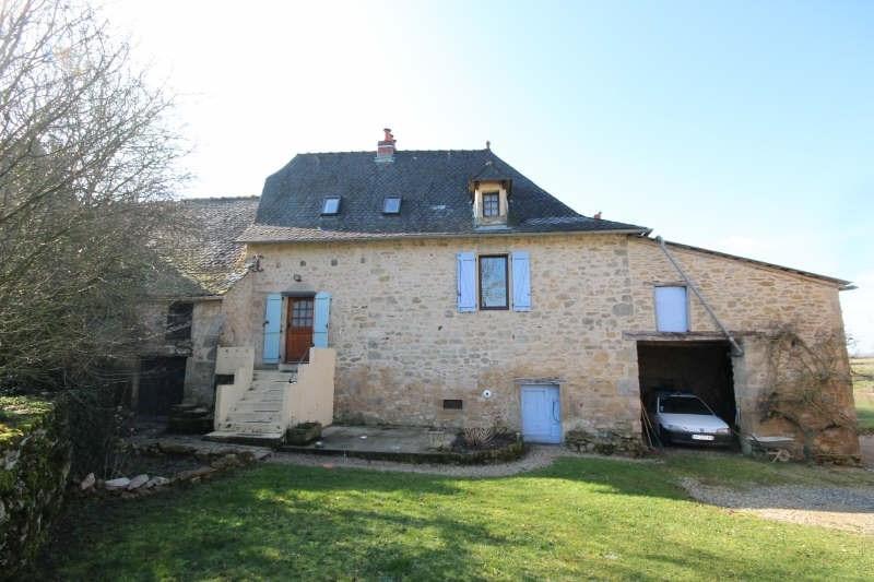 Sale house / villa Bournazel 345000€ - Picture 8