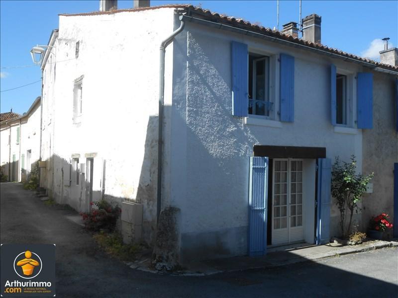 Sale house / villa Aulnay 49050€ - Picture 1