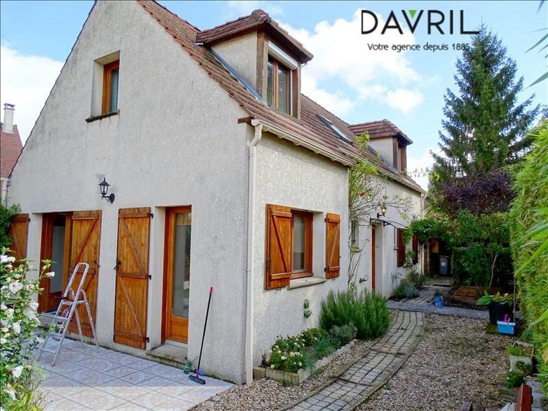 Vente maison / villa Herblay 368000€ - Photo 1