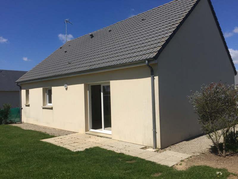 Sale house / villa Creances 150750€ - Picture 1