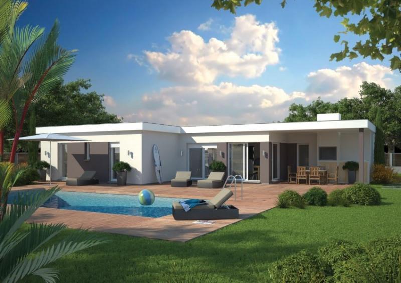 Maison  4 pièces + Terrain 660 m² Saint-Jean par SAS VILLAS SUD CREATION