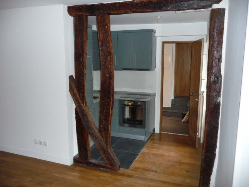 Rental apartment Fontainebleau 695€ CC - Picture 2