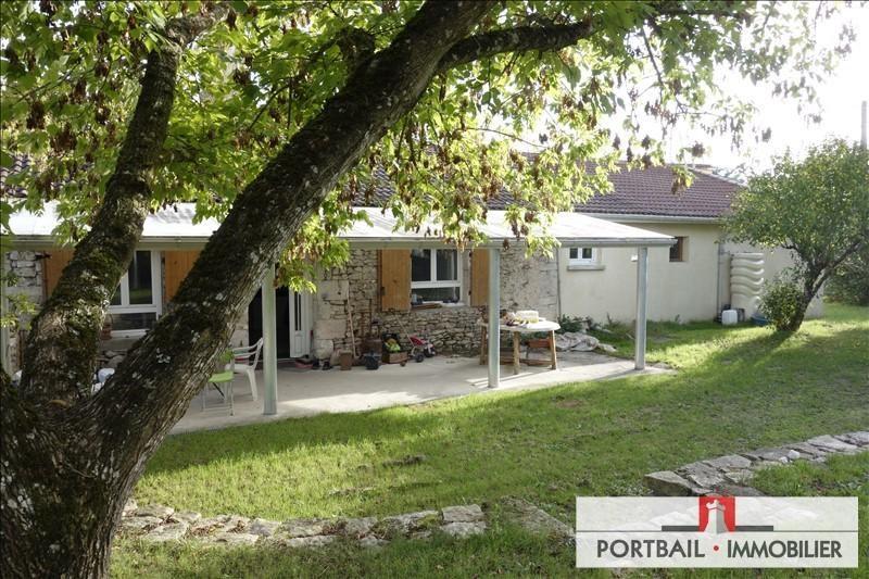 Sale house / villa Donnezac 146000€ - Picture 10