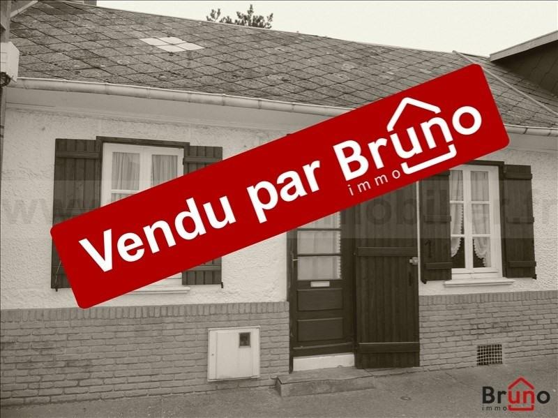 Revenda casa Le crotoy  - Fotografia 1
