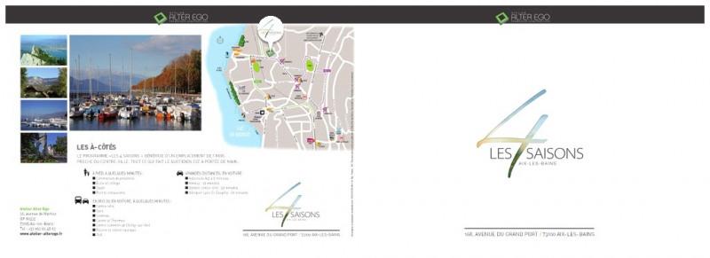 Location appartement Aix les bains 593€ CC - Photo 2