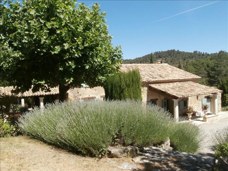 Vente de prestige maison / villa Villeneuve 1180000€ - Photo 1