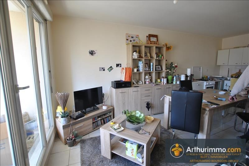 Investment property apartment L'isle d'abeau 110 000€ - Picture 2