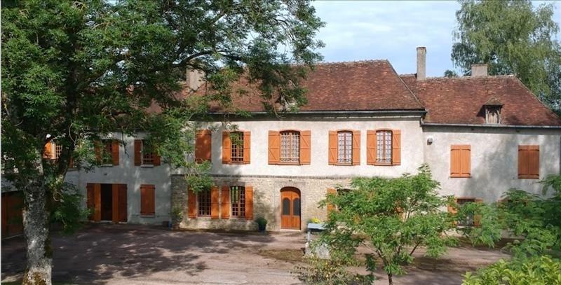 Vente maison / villa Ervy le chatel 522000€ - Photo 1
