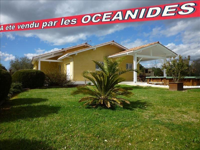 Vente maison / villa Biaudos 296000€ - Photo 1