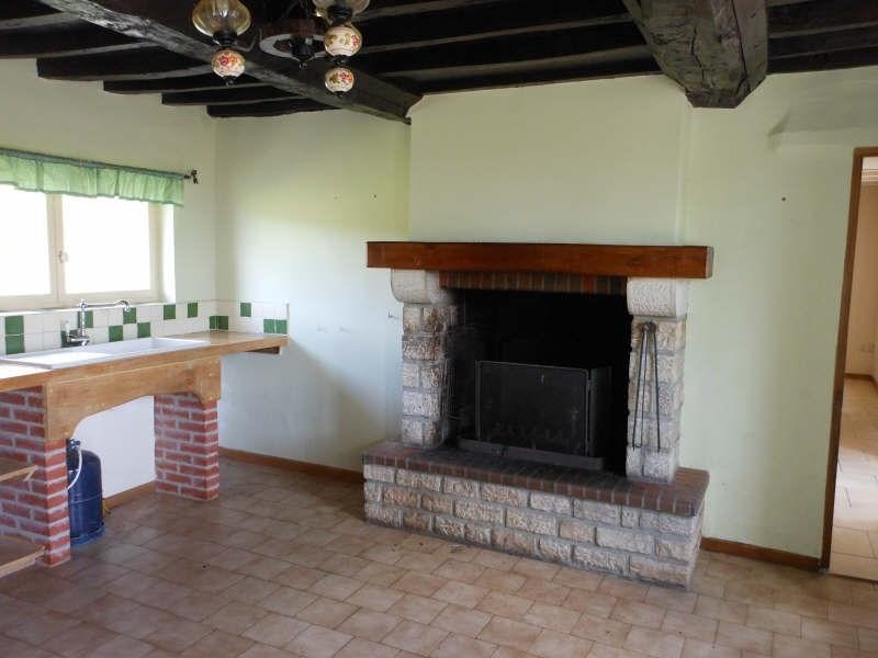 Sale house / villa St germain sur seves 126500€ - Picture 3
