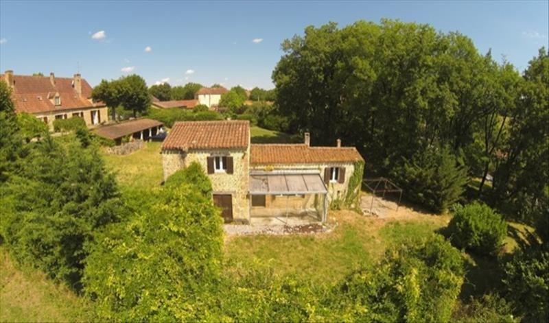 Vente maison / villa Meyrals 119500€ - Photo 2