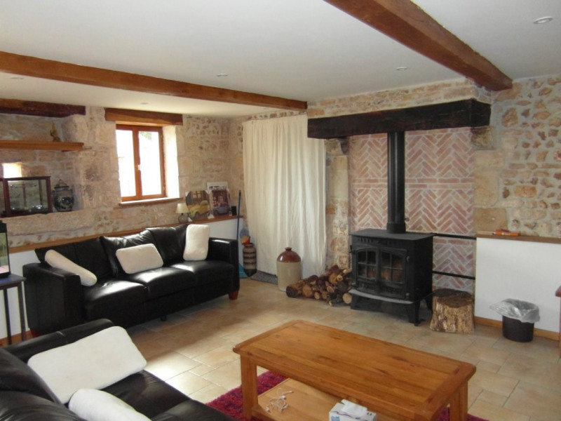 Vente maison / villa Les alleuds 316000€ - Photo 2