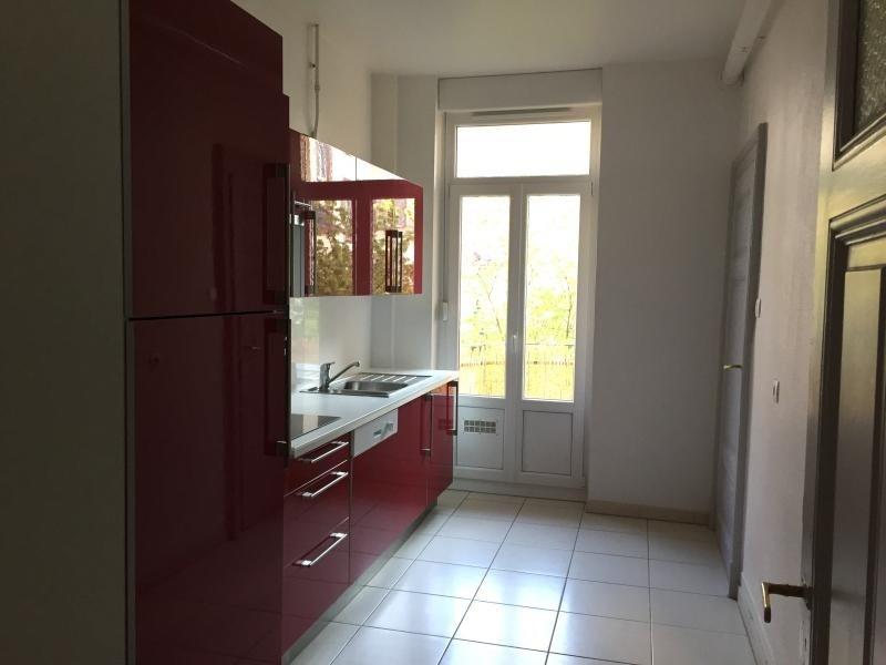 Rental apartment Strasbourg 1115€ CC - Picture 10