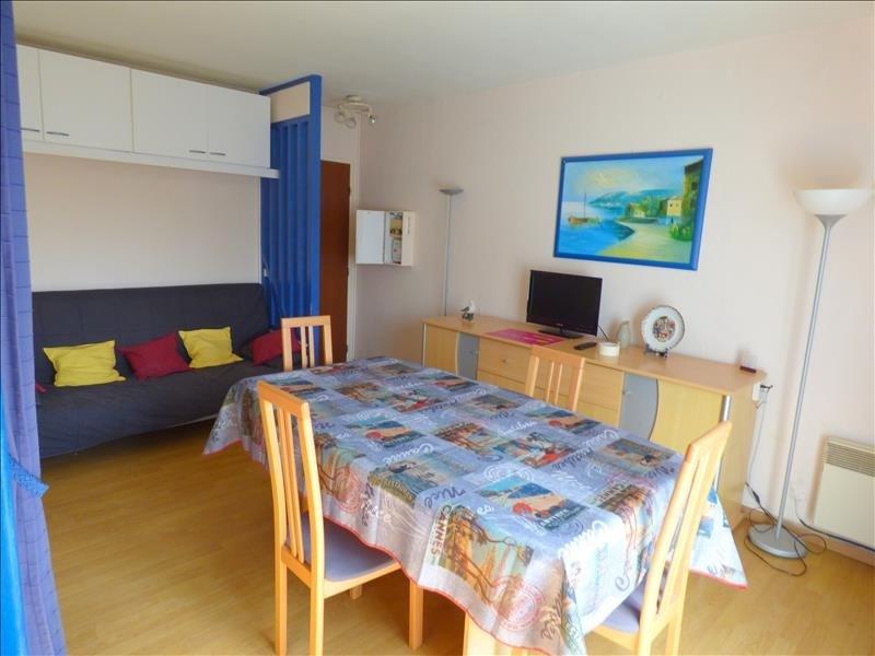 Verkoop  appartement Villers-sur-mer 99000€ - Foto 2