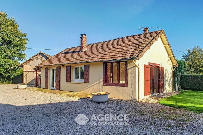 Vente maison / villa Montreuil-l'argille 133000€ - Photo 1