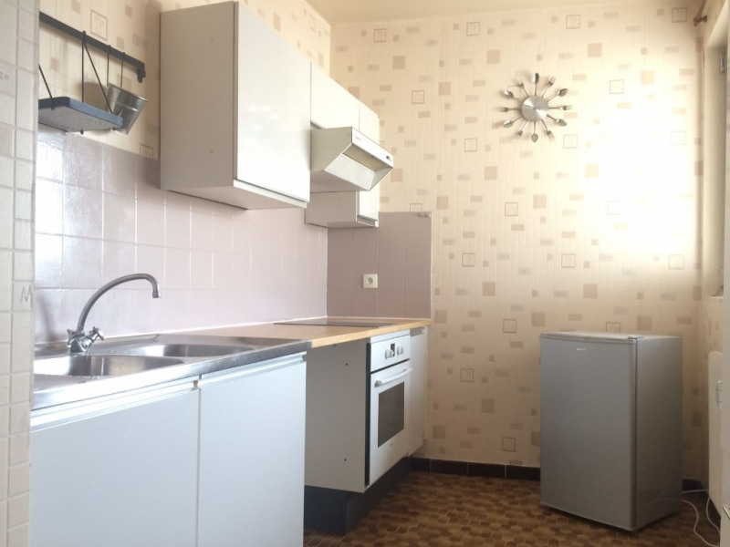 Rental apartment Strasbourg 570€ CC - Picture 1