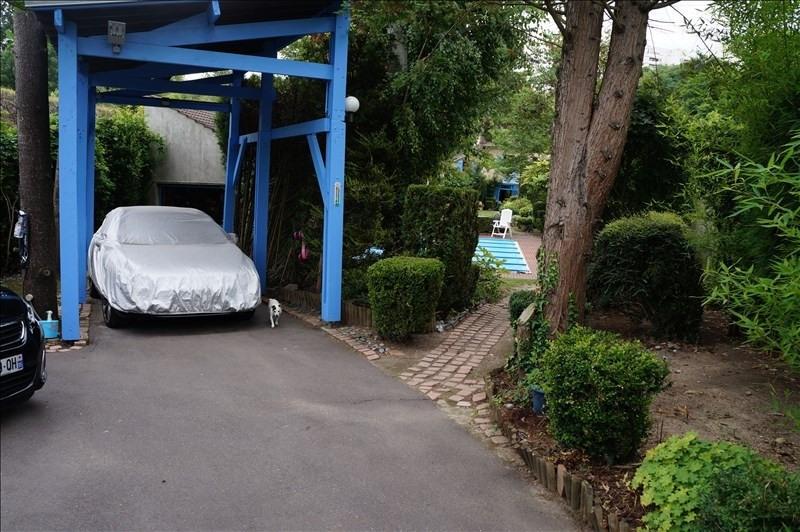 Sale house / villa Pontoise 512000€ - Picture 3
