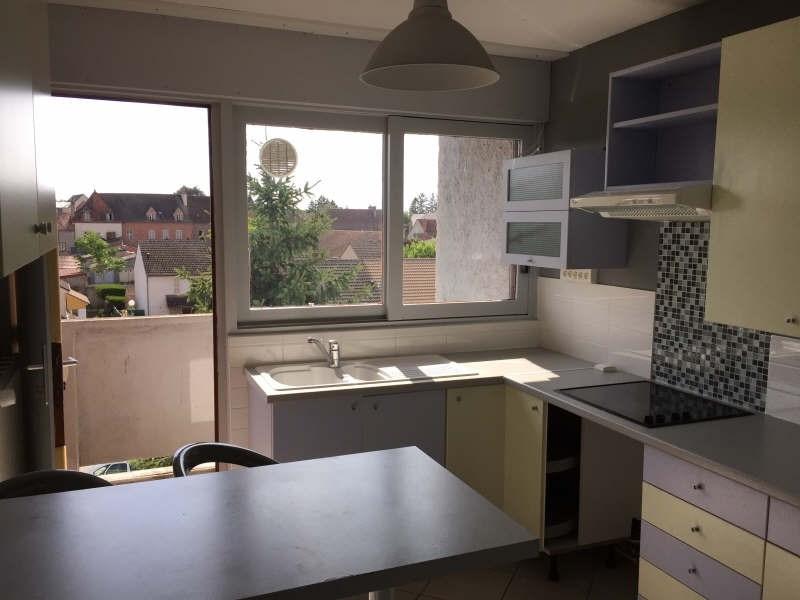 Location appartement Moulins 500€ CC - Photo 4
