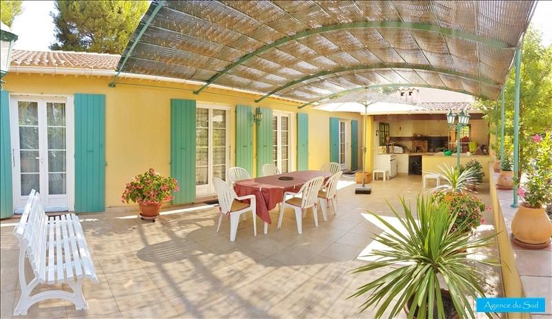 Vente maison / villa Roquevaire 445000€ - Photo 4