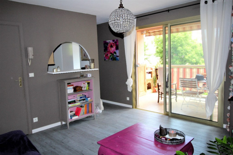 Vente appartement Saint laurent du var 155 000€ - Photo 1
