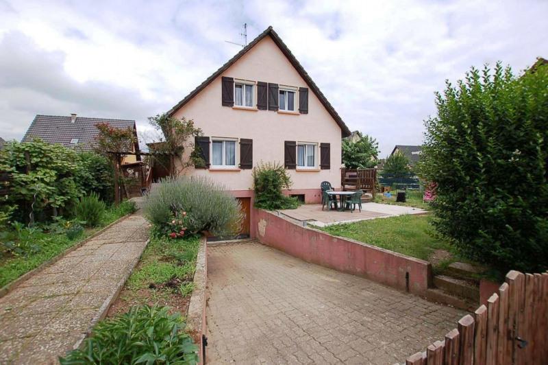 Sale house / villa Entzheim 299000€ - Picture 1