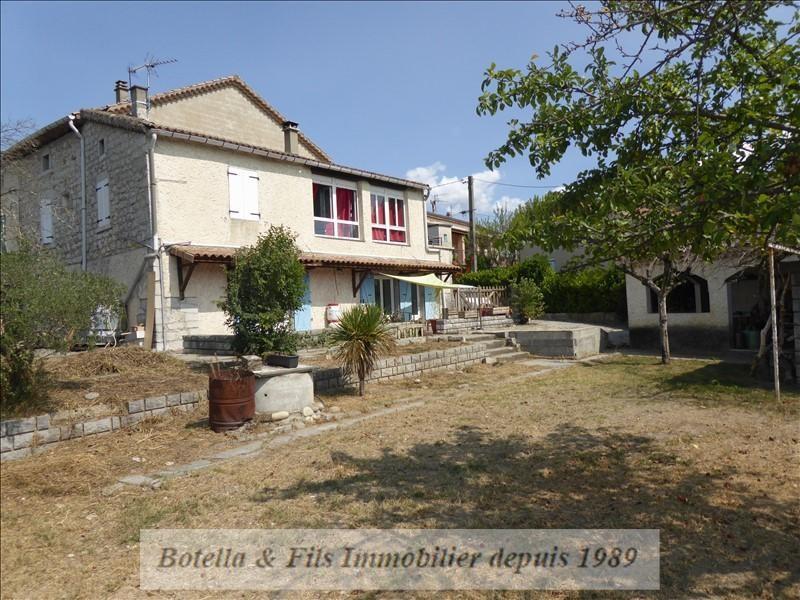Venta  casa Ruoms 139560€ - Fotografía 1