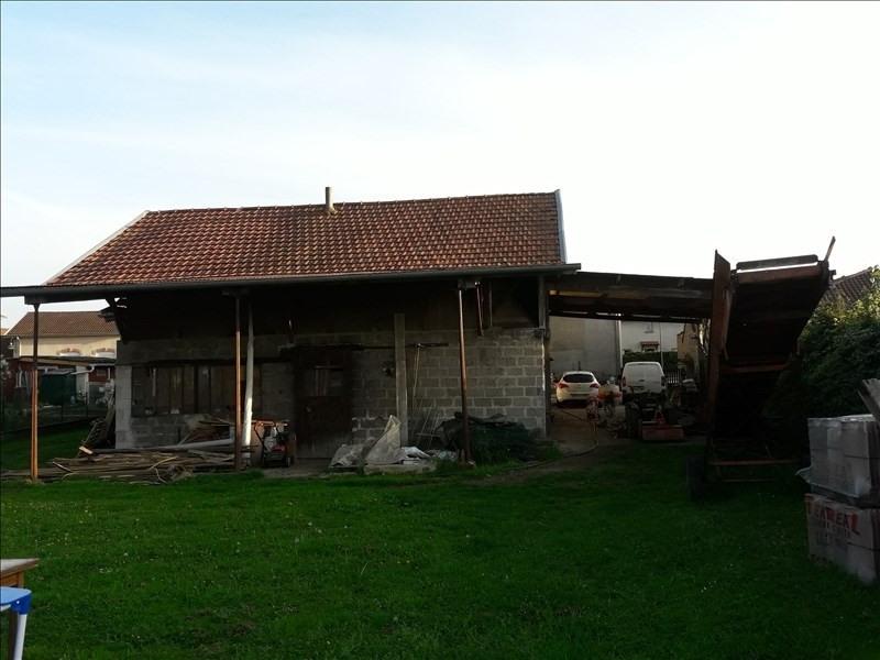 Sale house / villa Cruzilles les mepillat 180000€ - Picture 4