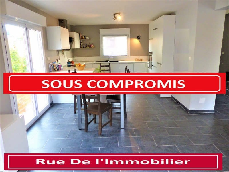 Vente maison / villa Drusenheim 288 749€ - Photo 1
