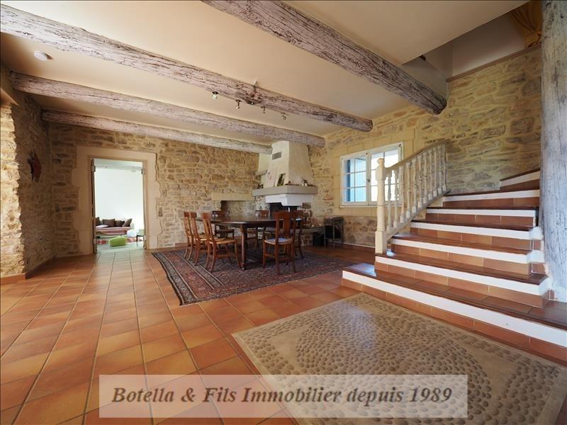 Immobile residenziali di prestigio casa Uzes 763000€ - Fotografia 6