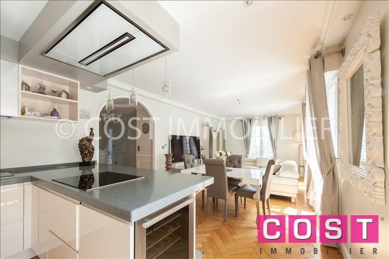 Verkoop  appartement La garenne colombes 590000€ - Foto 1