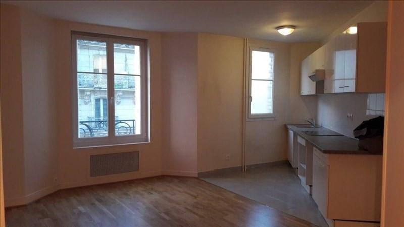 Location appartement Paris 16ème 1255€cc - Photo 1