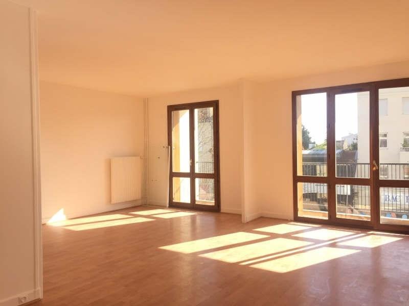 Rental apartment La varenne st hilaire 1450€ CC - Picture 2