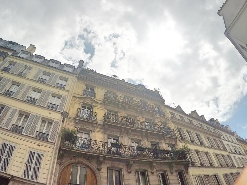 Sale apartment Paris 9ème 520000€ - Picture 1
