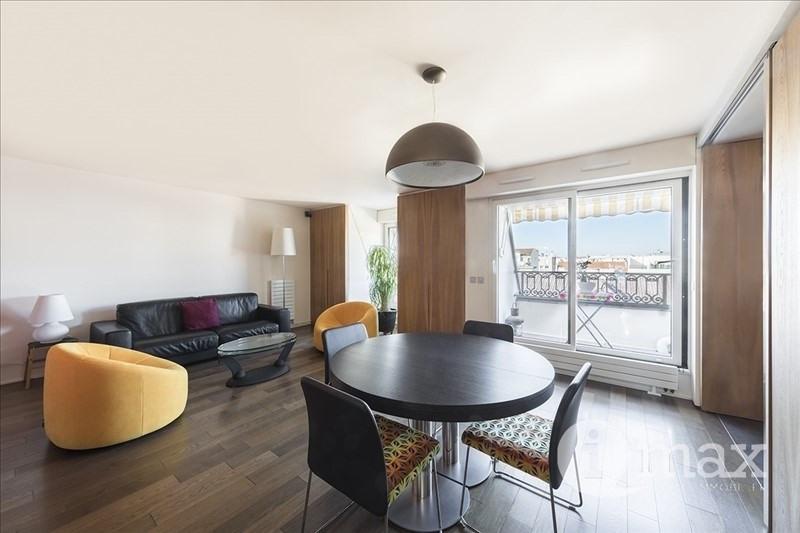 Vente appartement Levallois perret 835000€ - Photo 1