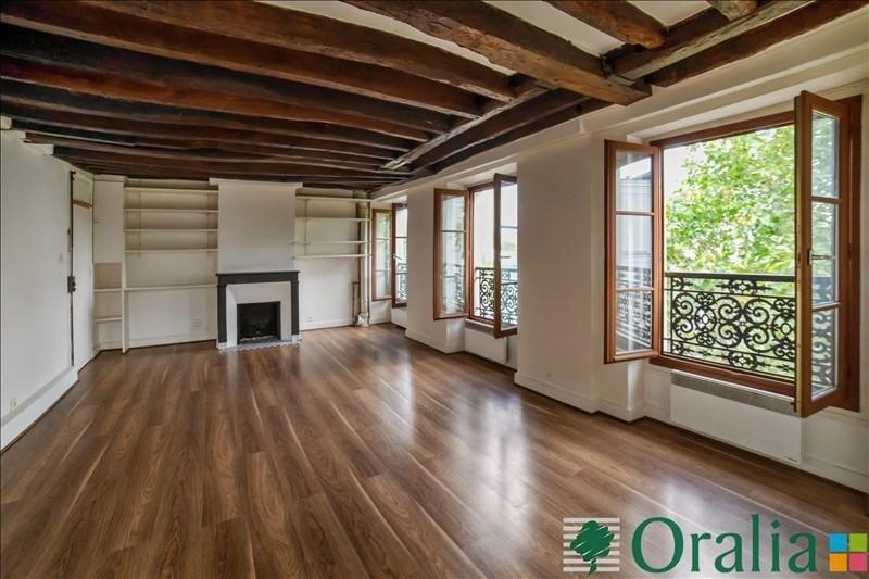 Vente appartement Paris 3ème 375000€ - Photo 2