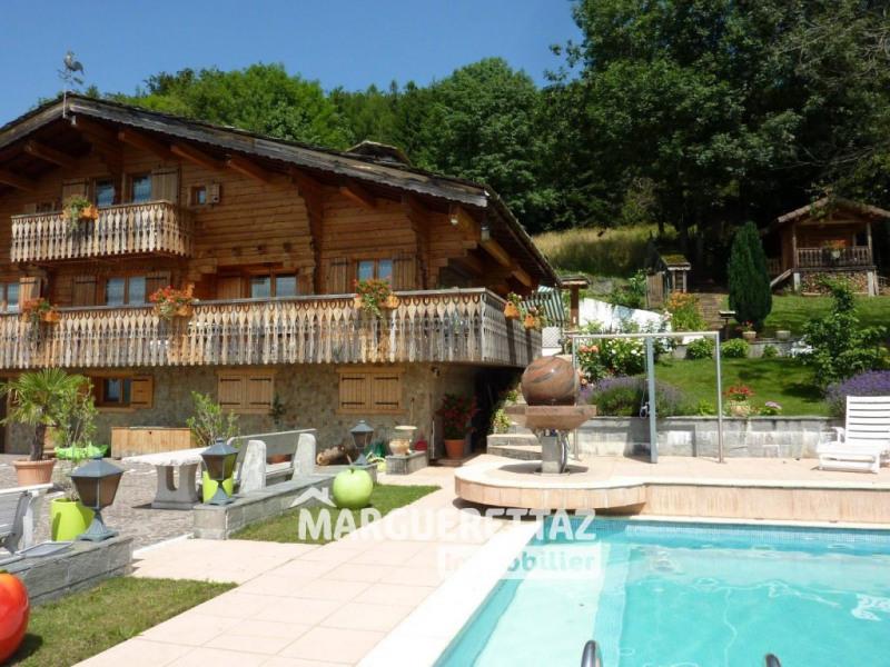 Sale house / villa Châtillon-sur-cluses 1350000€ - Picture 19