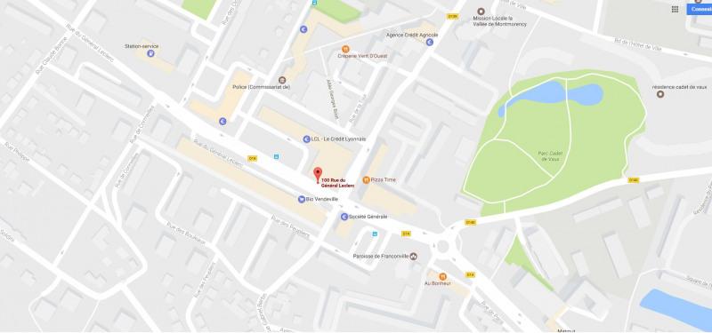 Rental parking spaces Franconville 85€ CC - Picture 3