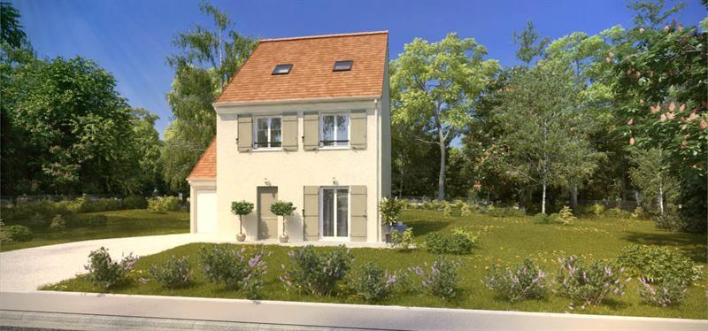 Maison  6 pièces + Terrain 500 m² Ponthévrard par MAISONS PIERRE