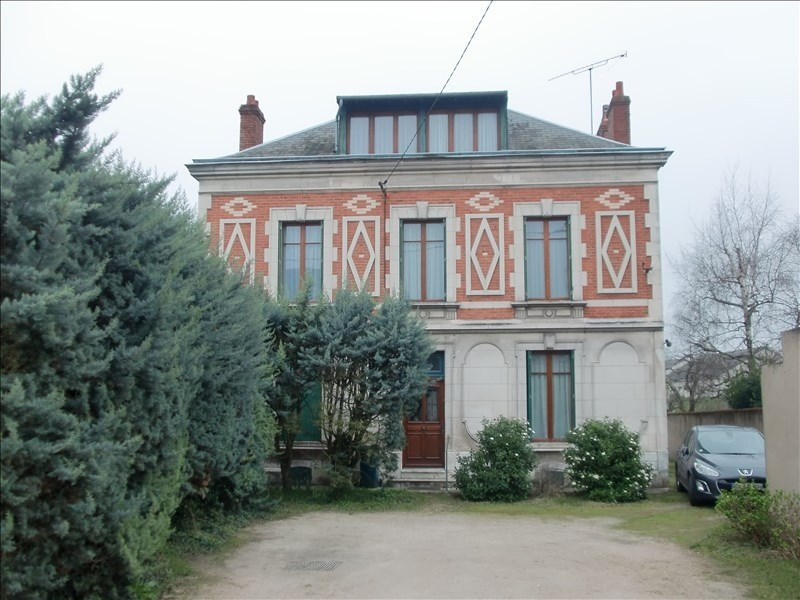 Vente maison bourgeoise orleans 45000 520 000 euros for Achat maison orleans