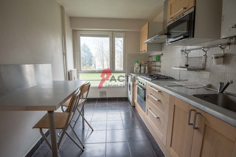 Sale apartment Evry 140 000€ - Picture 1