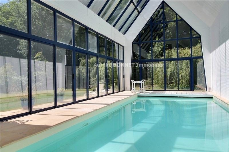 Deluxe sale house / villa St gatien des bois 880000€ - Picture 1