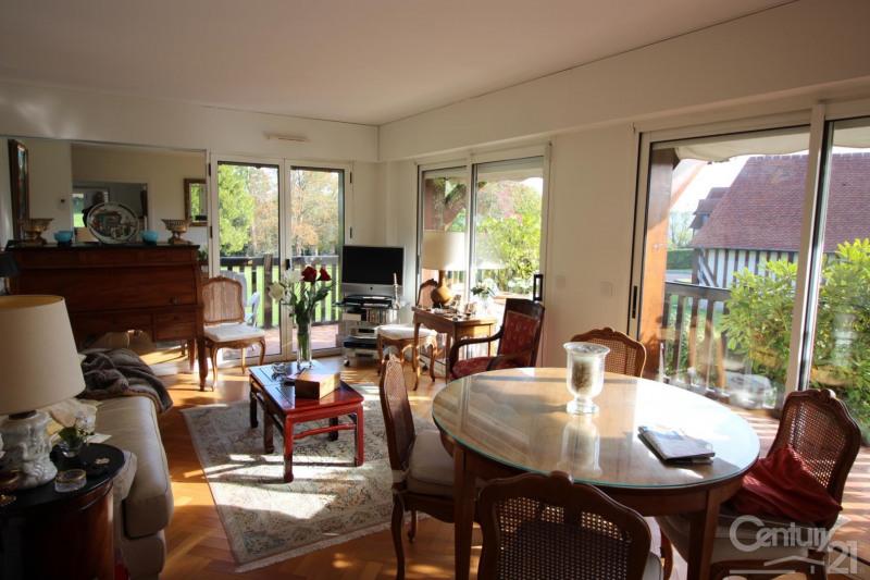 Verkoop  appartement Deauville 399000€ - Foto 3