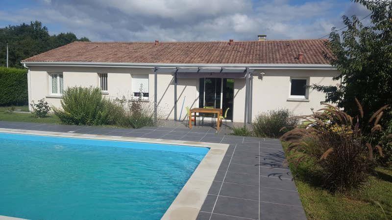 Vente maison / villa Marcenais 210000€ - Photo 1
