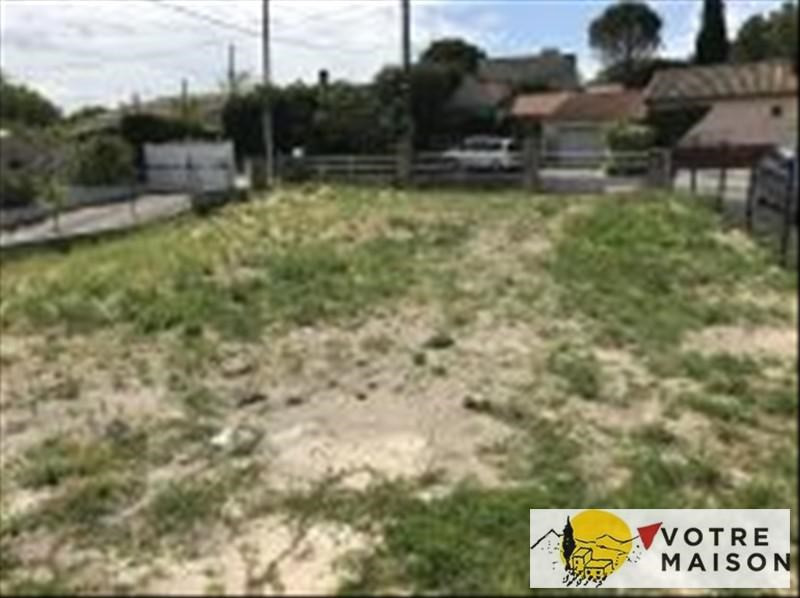 Vente terrain Lambesc 178 000€ - Photo 1