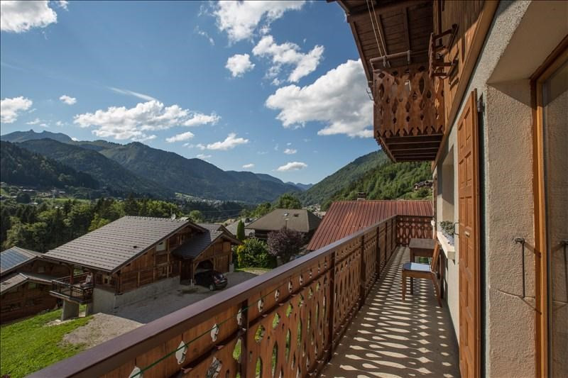 Sale apartment Morzine 399 000€ - Picture 2