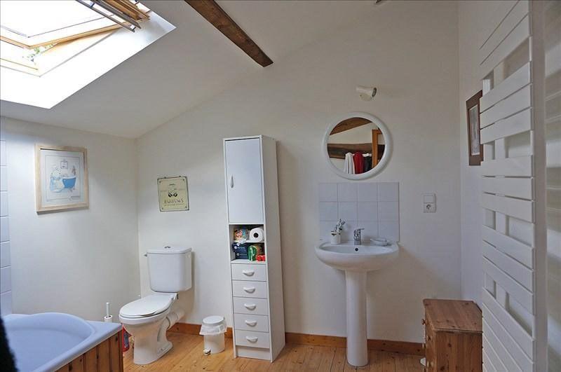 Vente maison / villa Sauzé-vaussais 139000€ - Photo 8