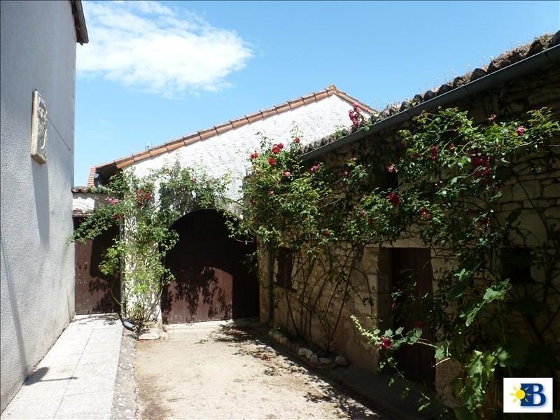 Vente maison / villa Naintre 233200€ - Photo 4