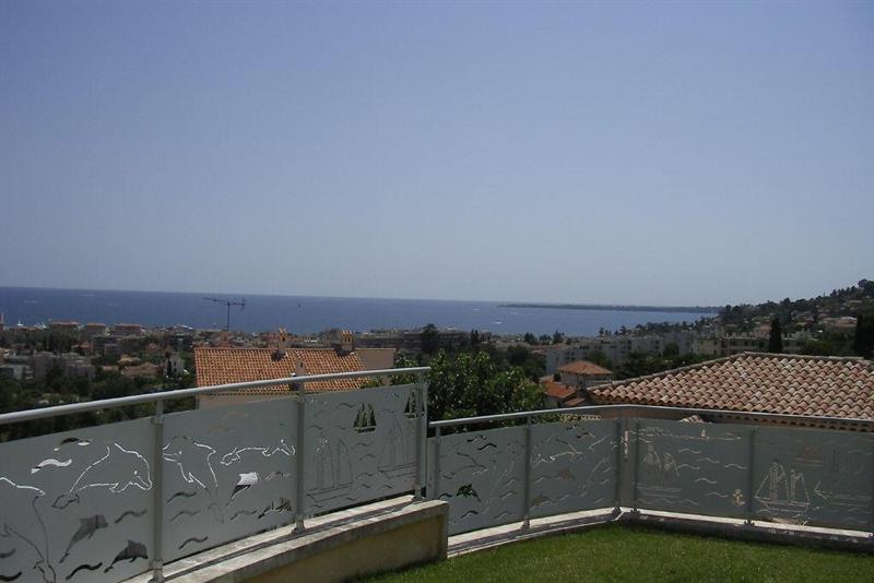 Vacation rental house / villa Golfe juan  - Picture 2