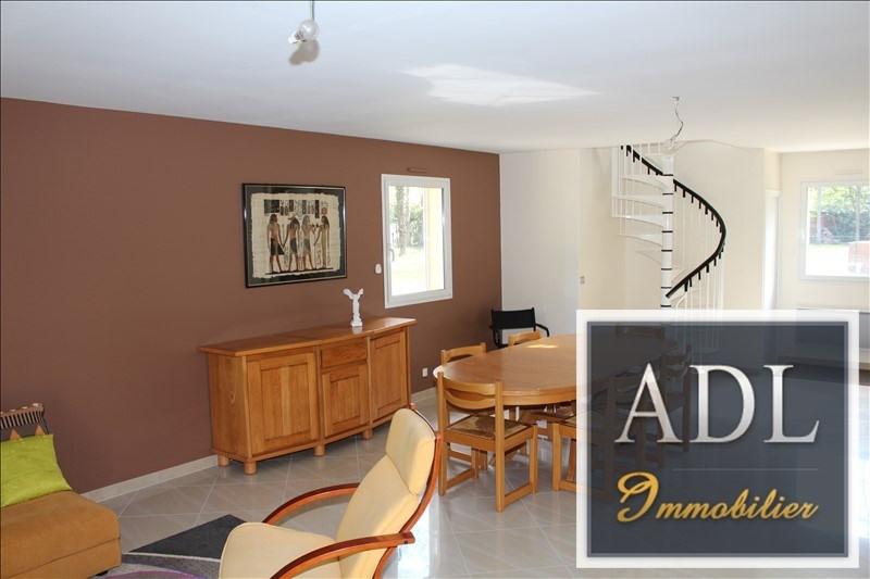 Deluxe sale house / villa Lamorlaye 884000€ - Picture 2