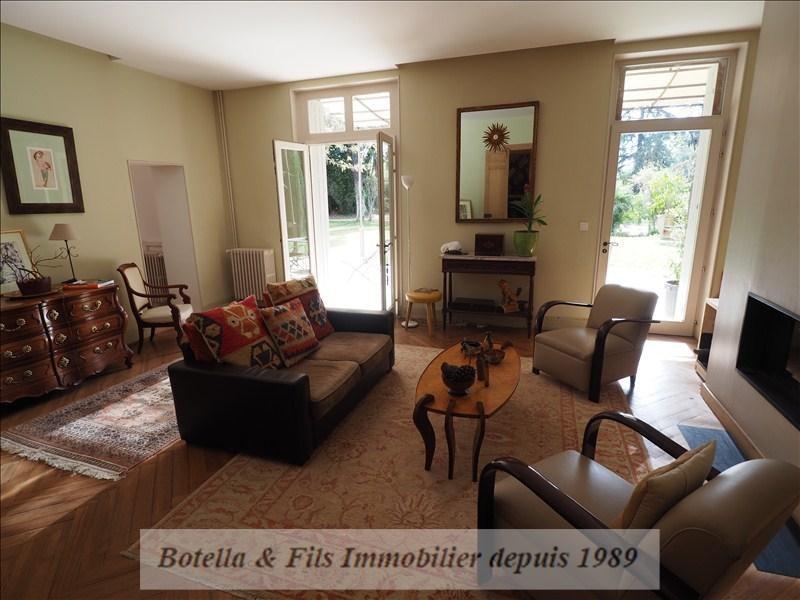 Immobile residenziali di prestigio castello Uzes 889000€ - Fotografia 6